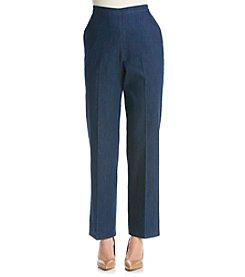 Alfred Dunner® El Dorado Solid Short Pant