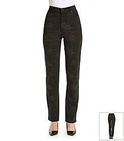 Gloria Vanderbilt® Amanda Lace Print Leggings