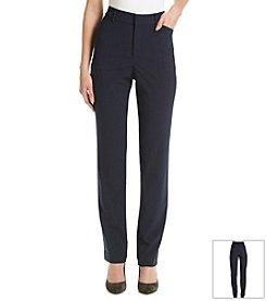 Gloria Vanderbilt® Pennie Pinstripe Pants