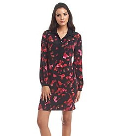 Marc New York Floral Tee Dress