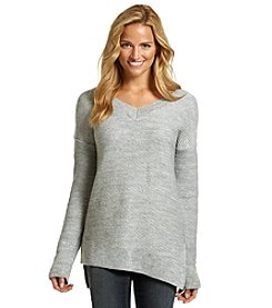 ruff hewn GREY Asymmetrical Sweater
