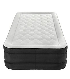 Air Comfort Deep Sleep Twin Raised Air Mattress