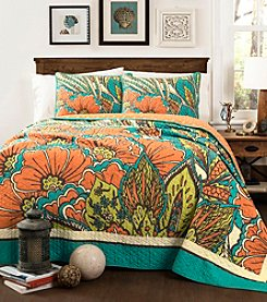 Lush Decor Elena 3-pc. Quilt Set