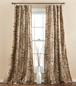 Half Moon Forest Room Darkening Window Curtain