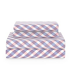 Tommy Hilfiger® Full Tilt Check Sheet Set