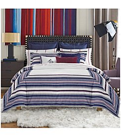 Tommy Hilfiger® Sutton Stripe Comforter or Duvet Set