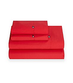 Tommy Hilfiger® Signature Solid 200-Thread Count Sheet Set