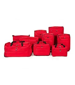 Delsey Helium Sky 2.0 Red Luggage Collection