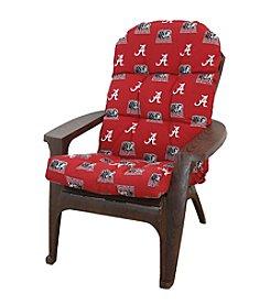 NCAA® Alabama Crimson Tide Adirondack Cushion