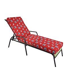 NCAA® Alabama Crimson Tide 3-pc. Chaise Lounge Cushion