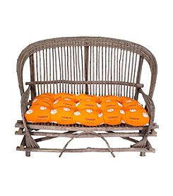 NCAA® Clemson Tigers Settee Cushion