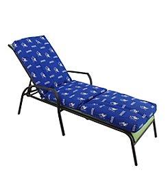 NCAA® Duke Blue Devils 3-pc. Chaise Lounge Cushion