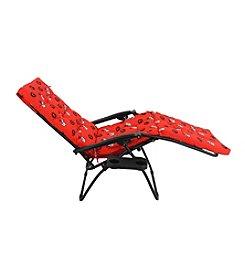 NCAA® Georgia Bulldogs Zero Gravity Chair Cushion