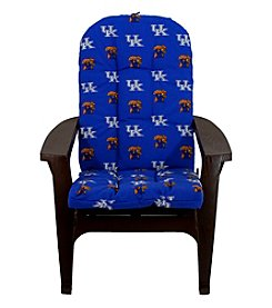 NCAA® Kentucky Wildcats Adirondack Cushion