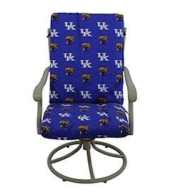 NCAA® Kentucky Wildcats 2-pc. Chair Cushion