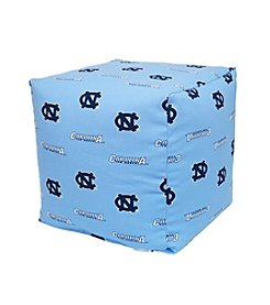 NCAA® North Carolina Tar Heels Cube Cushion
