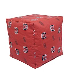 NCAA® South Carolina Gamecocks Cube Cushion