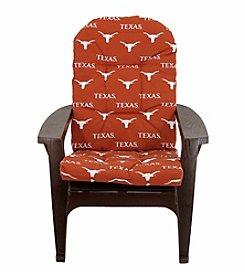 NCAA® Texas Longhorn Adirondack Cushion