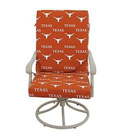 NCAA® Texas Longhorn 2-pc. Chair Cushion