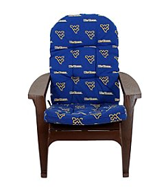 NCAA® West Virginia Mountaineers Adirondack Cushion