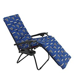 NCAA® West Virginia Mountaineers Zero Gravity Chair Cushion