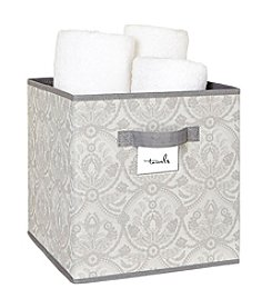 Laura Ashley® Non-Woven Cube Storage Box