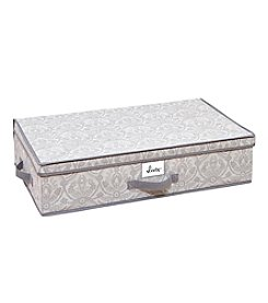 Laura Ashley® Non-Woven Under-the-Bed Storage Box