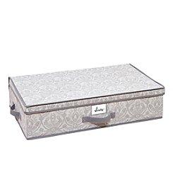 Laura Ashley® Non-Woven Under-the-Bed Storage Box