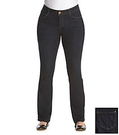 Democracy Plus Size Itty Bitty Bootcut Jean