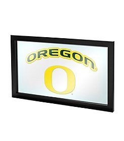 Trademark Global NCAA® Oregon Ducks Framed Logo Mirror