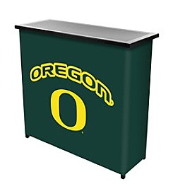 Trademark NCAA® Oregon Ducks Portable Bar with Case