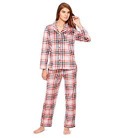 Ellen Tracy® Printed Pajama Set
