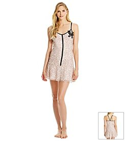Jessica Simpson Butterfly Chemise