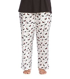 Intimate Essentials® Cotton Pajama Set