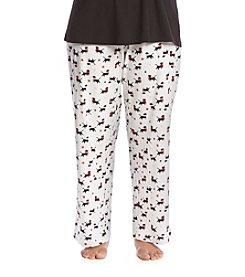 Intimate Essentials® Cotton Pajama Set