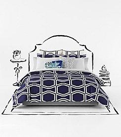 kate spade new york® Bow Tile Comforter Collection