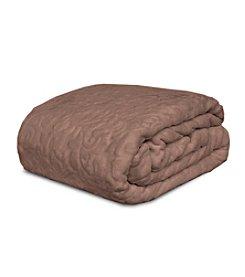 LivingQuarters Embossed Blanket