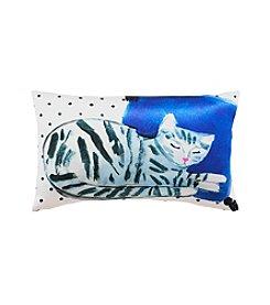 kate spade new york® Cat Nap Decorative Pillow