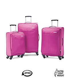American Tourister® Ultra 3000 Pink Luggage Collection
