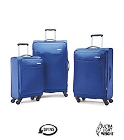American Tourister® Ultra 3000 Electric Blue Luggage Collection
