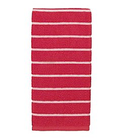 kate spade new york® Grosgrain Stripe Kitchen Towel