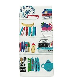 kate spade new york® Cookbook Kitchen Towel