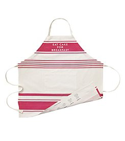 kate spade new york® Diner Stripe Apron