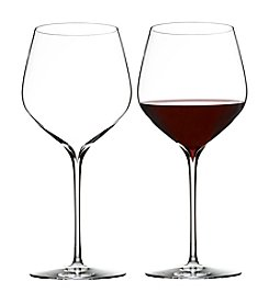 Waterford® Elegance Set Of Two Cabarnet Sauvignon Wine Glasses