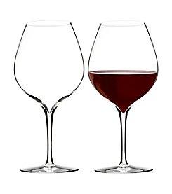 Waterford® Elegance Set Of Two Merlot Wine Glasses