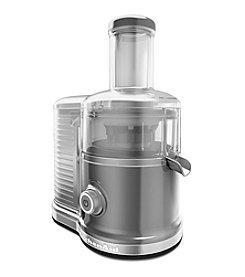 KitchenAid® KVJ0333CU Contour Silver Easy Clean Juicer