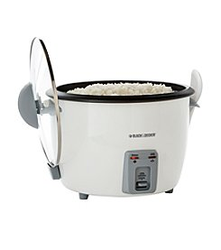 Black & Decker® 28-Cup Rice Cooker