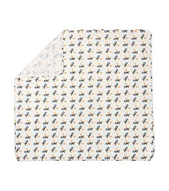 Trend Lab® Dr. Seuss One Fish, Two Fish Swaddle Blanket
