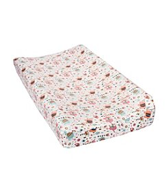 Trend Lab® Playful Elephants Changing Pad Cover