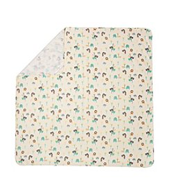 Trend Lab® Lullaby Jungle Swaddle Blanket